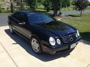 2002 MERCEDES-BENZ 2002 - Mercedes-benz Clk-class