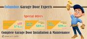 Columbus Garage Door Inspection Services