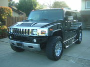 2008 Hummer H2Luxury Package
