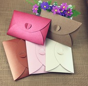 Shop Exclusive Design of Custom Envelope Packaging at Brgain Prices